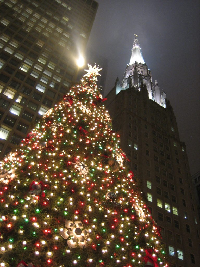 Christmas In Chicago 2018.Christmas In Chicago Family Vacation Itinerary Family Road